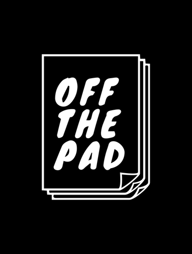 Off the Pad (Youtube Spoken Word Series)