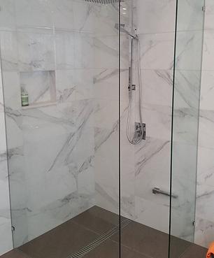 Shower Glass Gold Coast