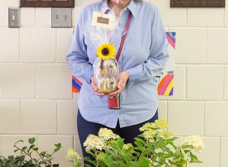 Happy Birthday Mrs. Davis