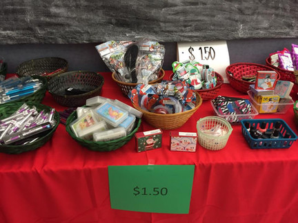 Examples of $1.50 items
