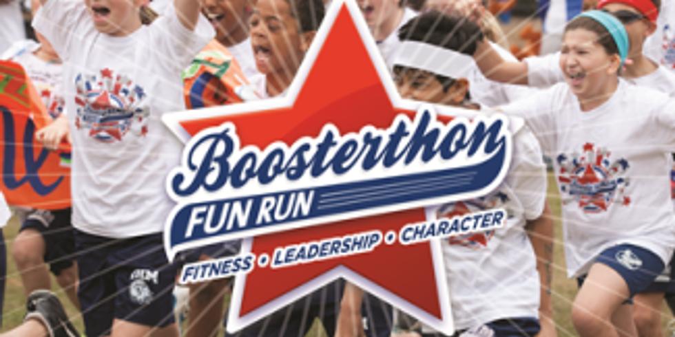 HES Fun Run Boosterthon