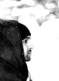 Snowfall photoshoot