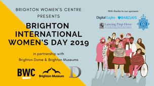 Brighton International Women's Day 2019