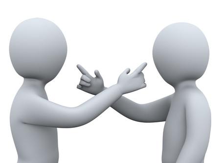 Courageous Communications, Part 4: Holding Tough Conversations