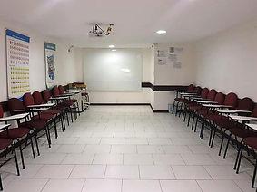 Sala de aula teórica