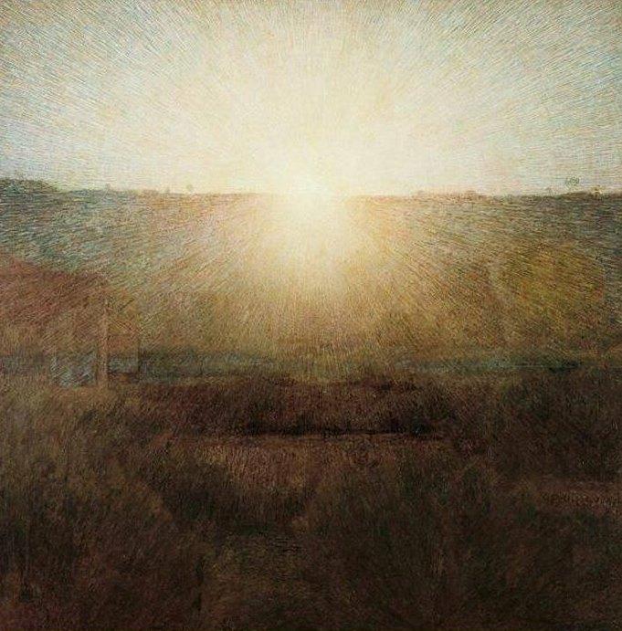 Pellizza - Il sole