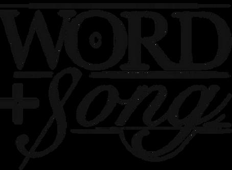 Word + Song preview: Matthew Clark