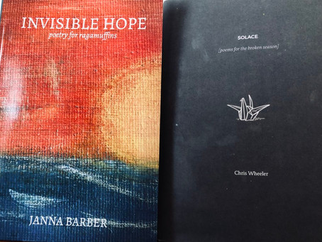 Double Poetry Review: Janna Barber & Chris Wheeler