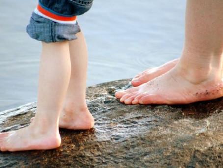 Where Feet May Fail