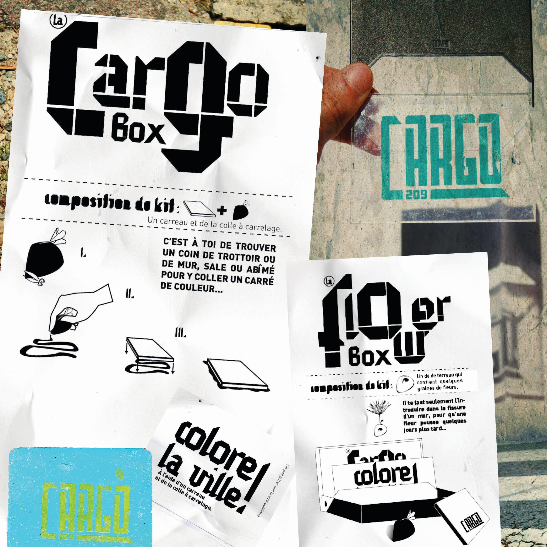 Cargo Box Concept