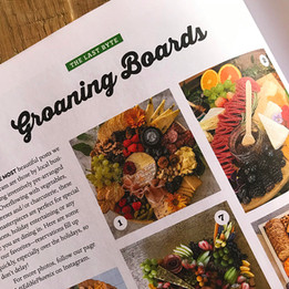 What's Cooking? A Magazine Refresh