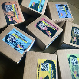 Trading Cards—Printed!
