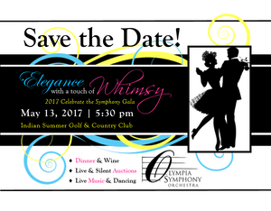 Save the Date! 5/13/2017