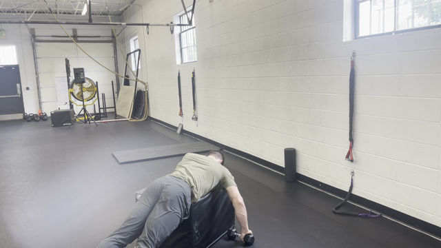The MVP of Overhead Mobility