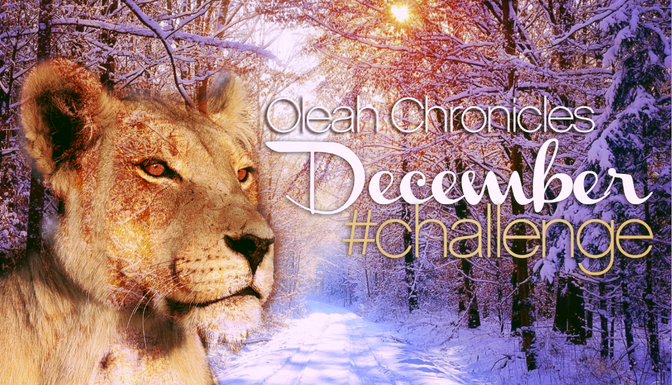 Join our December Instagram Challenge!