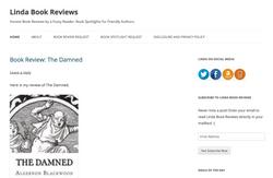 Linda Book Reviews