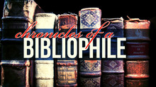 Chronicles of a bibliophile