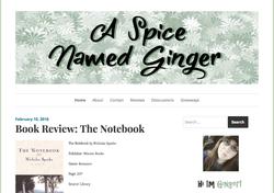A Spice Named Ginger