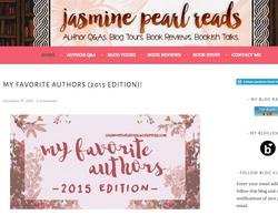 Jasmine Pearl Reads