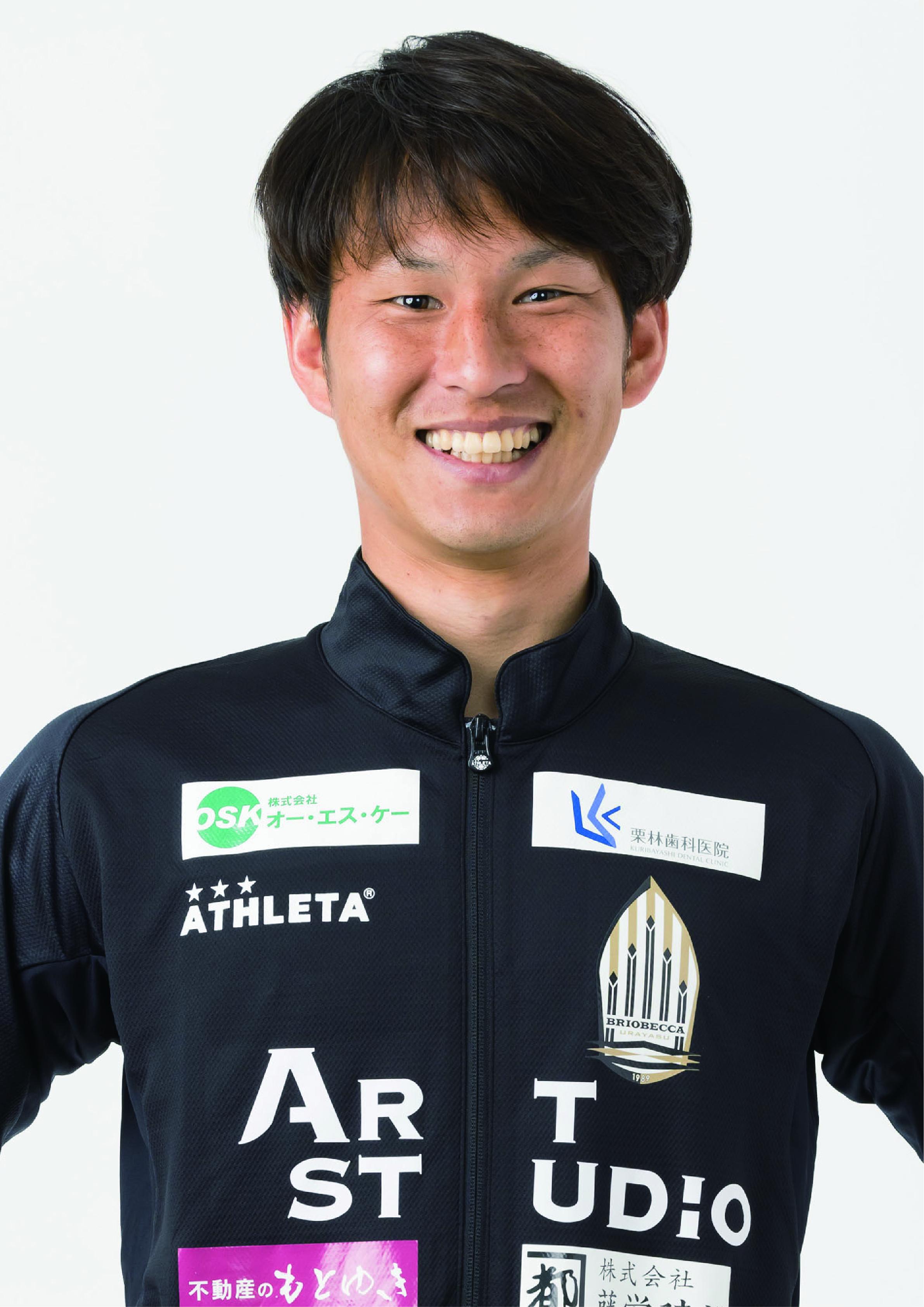 上松瑛コーチ