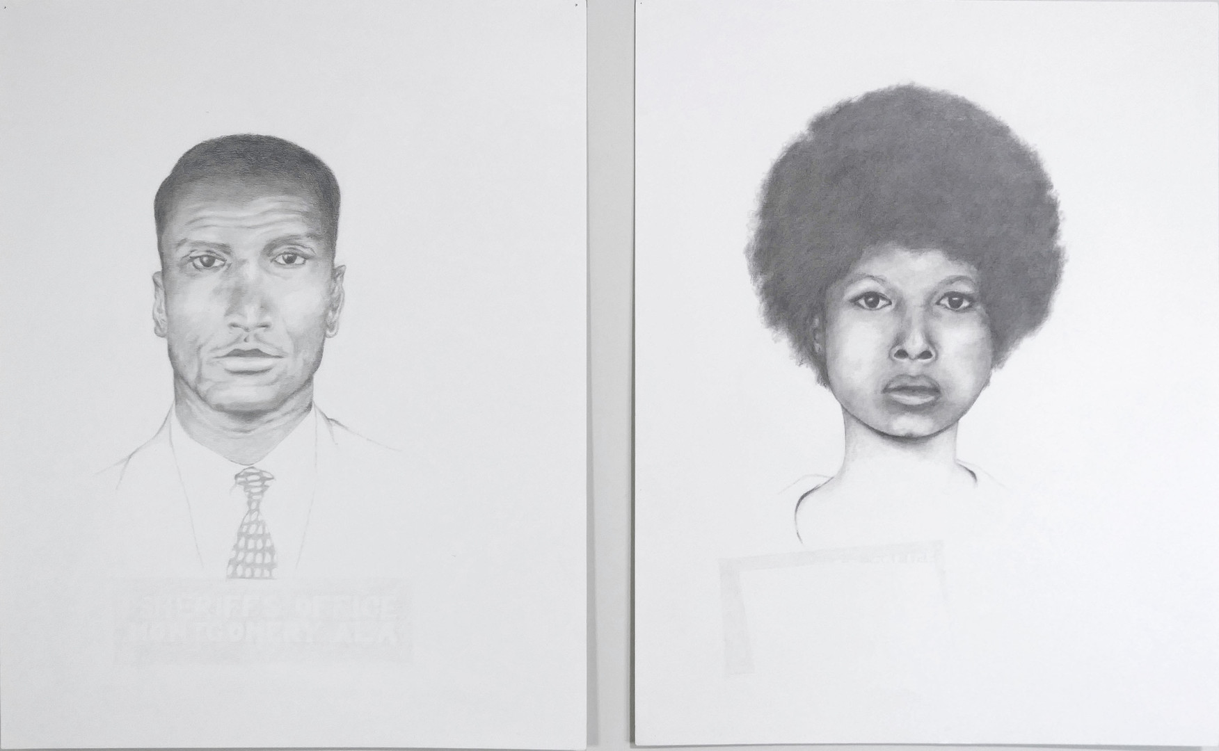 Portraits of Criminals