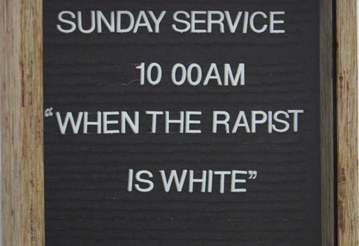 When the Rapist is White