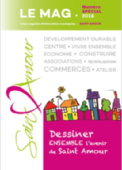 Bulletin MAG spécial Mairie de Saint Amour