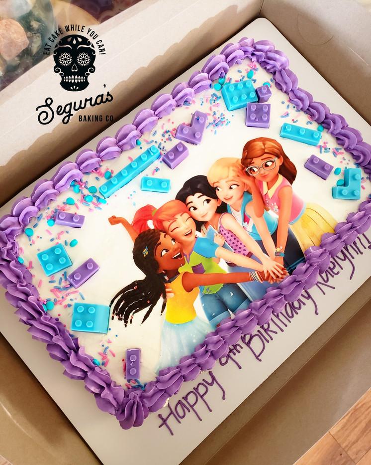 Barbie Pull Apart Cupcake Cake
