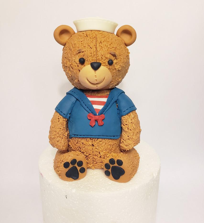 Sailor Bear topper