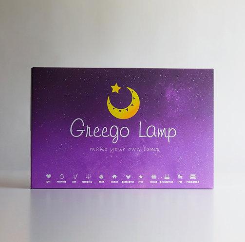 Greego Lamp - Shadow Art