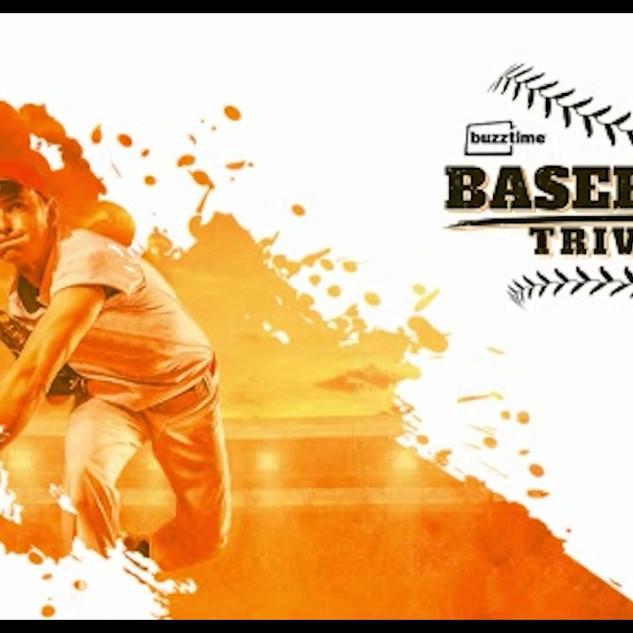 Buzztime Baseball Trivia - Intro