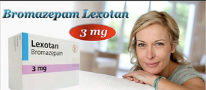 lexotan bromazepam 3 mg para que sirve