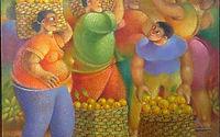 COLHEDORES de LARANJAS by Raimundo Netto