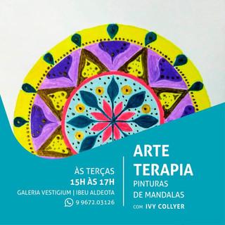 Arte Terapia Vestigium