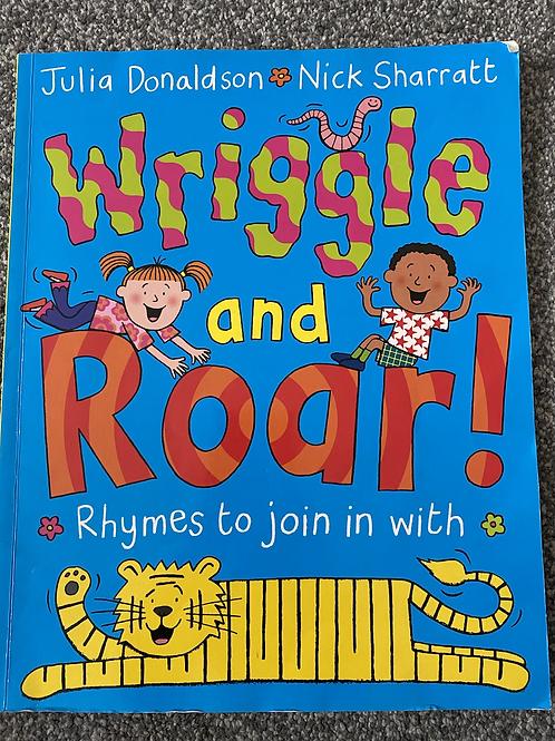 Wriggle & Roar Book