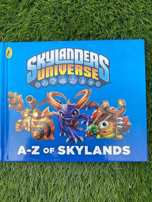 Sky landers Universe Book