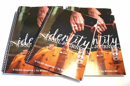 """Identity: A Soul Journey"" Workbook - 5 Pack"