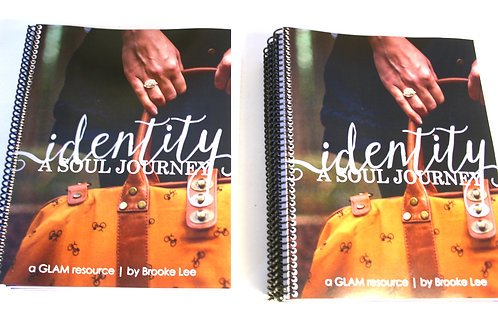 """Identity: A Soul Journey"" Workbook - 10 Pack"
