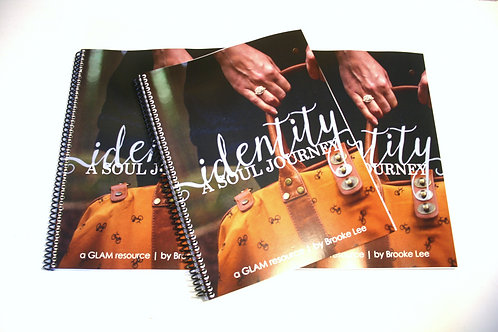 """Identity: A Soul Journey"" Workbook - 3 Pack"