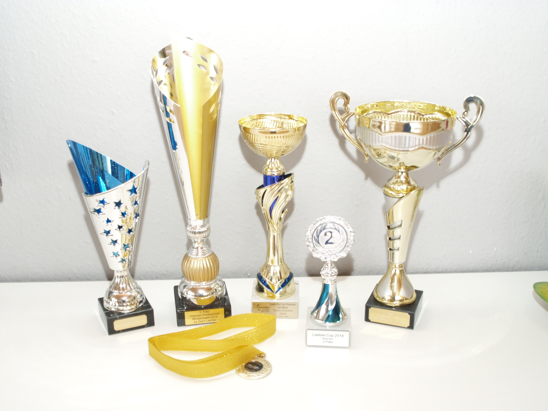 Pokale Meisterschaften