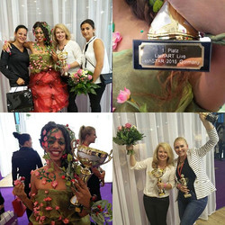 1st place LashArt_ ##lashes#lashextensio