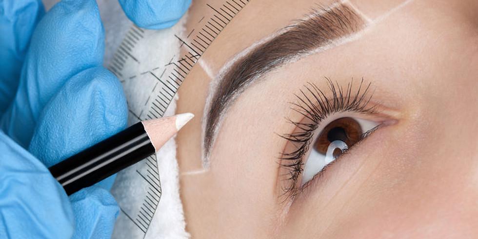 Henna Augenbrauen Schulung mit Alina Duchan