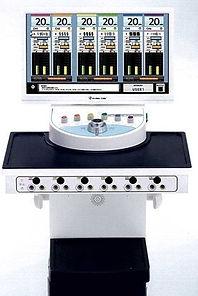 高周波治療器,テクトロン