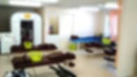 千葉県いすみ市大原 接骨院 整骨院 鍼灸院 整体 鍼灸接骨院てあて 院内様子