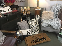 home decor textiles