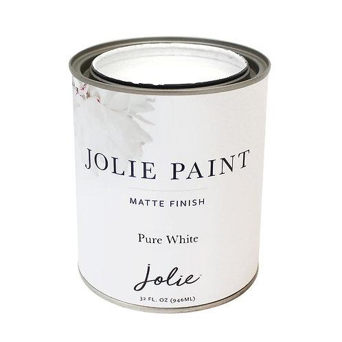 Jolie Paint Pure White