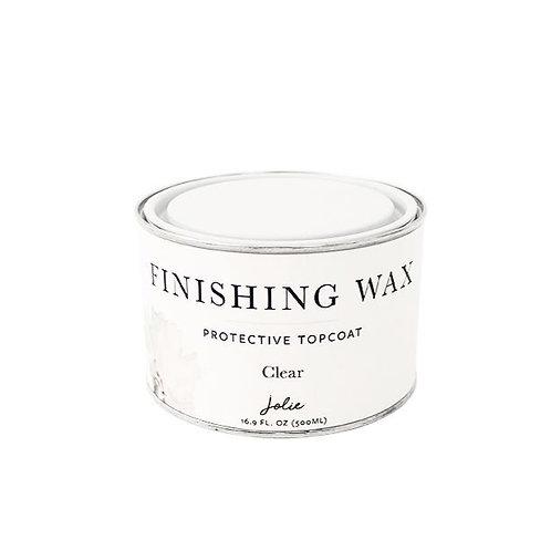Jolie Clear Finishing Wax