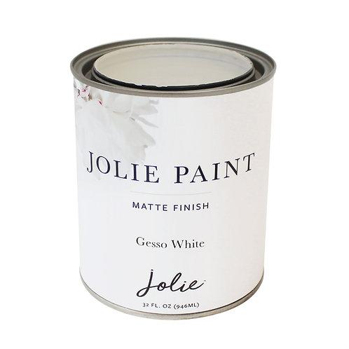 Jolie Paint Gesso White