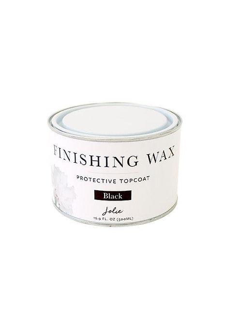 Jolie Black Finishing Wax