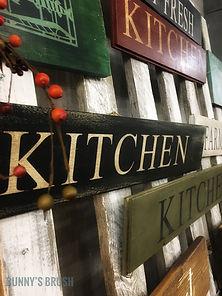 farmhouse decor, signs